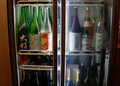 日本酒セラー